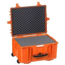 Кейс Explorer 5833.O с поропластом, оранжевый, Наполнение: поропласт, Цвет: оранжевый, фото