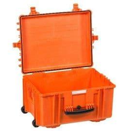 Кейс Explorer 5833.OE без поропласта, оранжевый, Наполнение: пустой, Цвет: оранжевый, фото