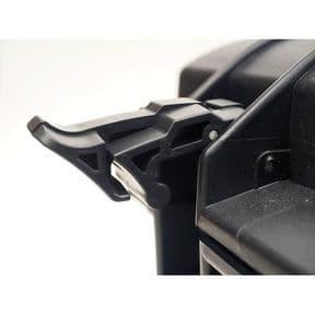 Кейс Pelican Air 1535 без поропласта черный 015350-0011-110E, Цвет: черный, Наполнение: пустой, фото , изображение 6
