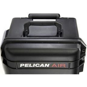Кейс Pelican Air 1535 без поропласта черный 015350-0011-110E, Цвет: черный, Наполнение: пустой, фото , изображение 8